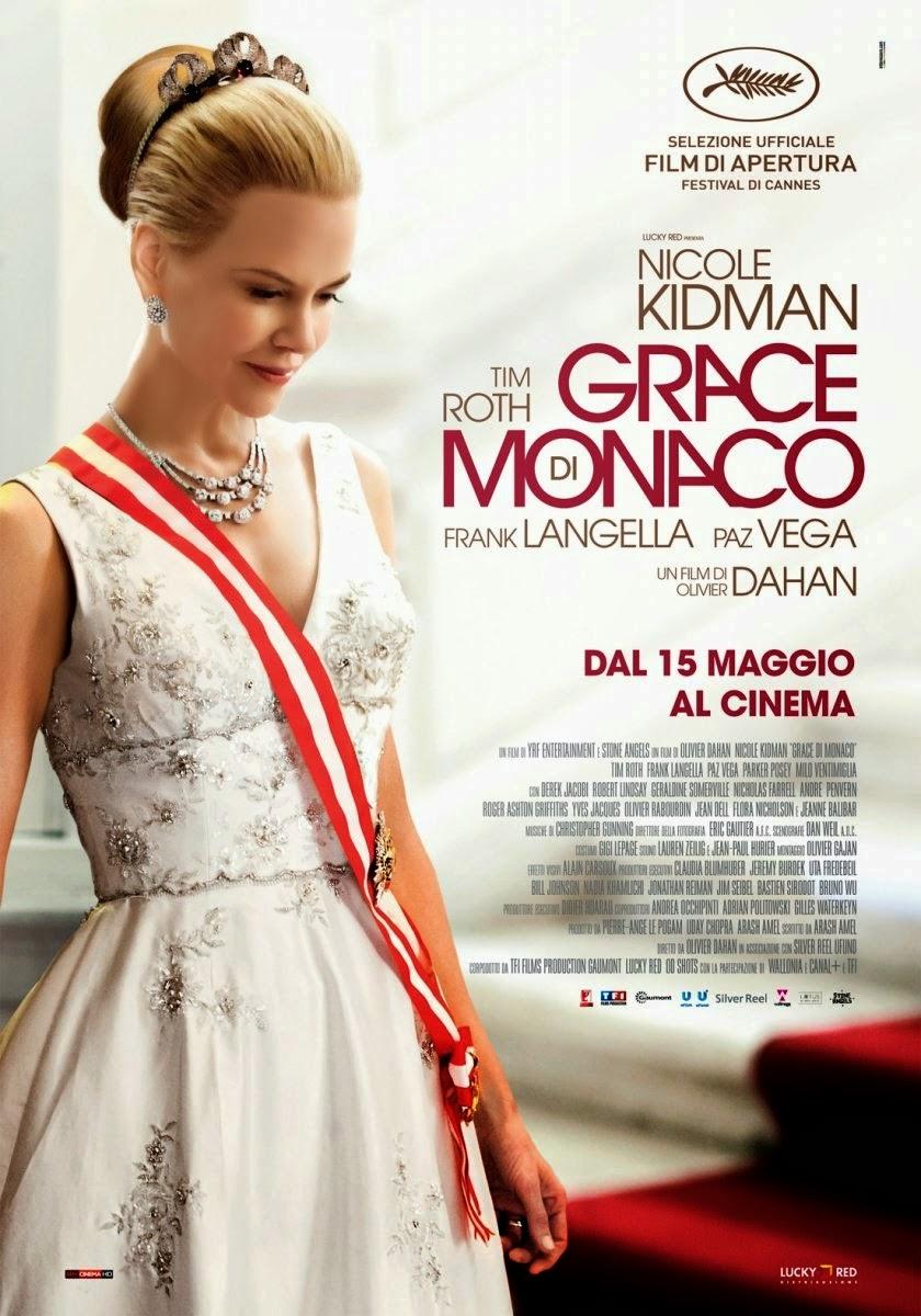 Grace of Monaco (2014)  ταινιες online seires xrysoi greek subs
