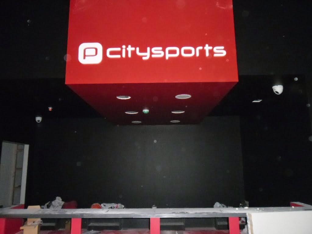 LETRAS EN MDF - Citysports