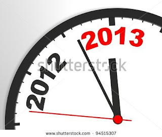 Happy new year 2013 has come