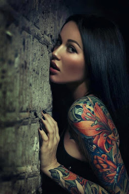 Sexy Tattoos and Tattooed Girls
