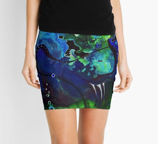 http://www.redbubble.com/people/wschweizer/works/20023526-blue-green-and-orange-scenery?p=pencil-skirt