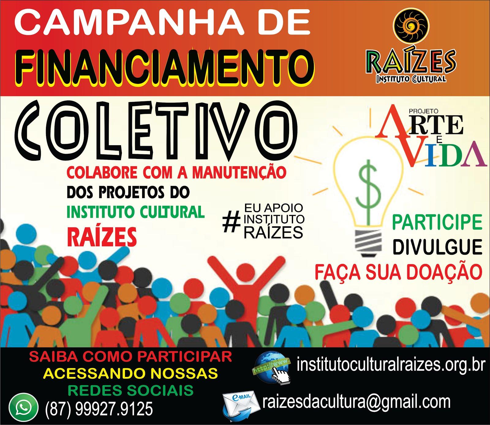 CAMPANHA DE FINANCIAMENTO COLETIVO