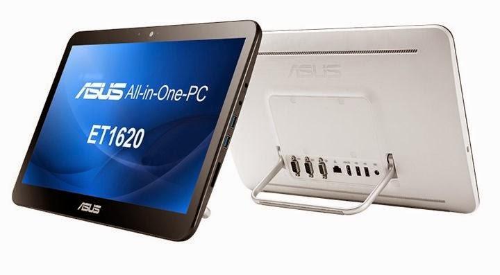 бизнес-моноблок ASUS ET1620 в двух цветовых решениях