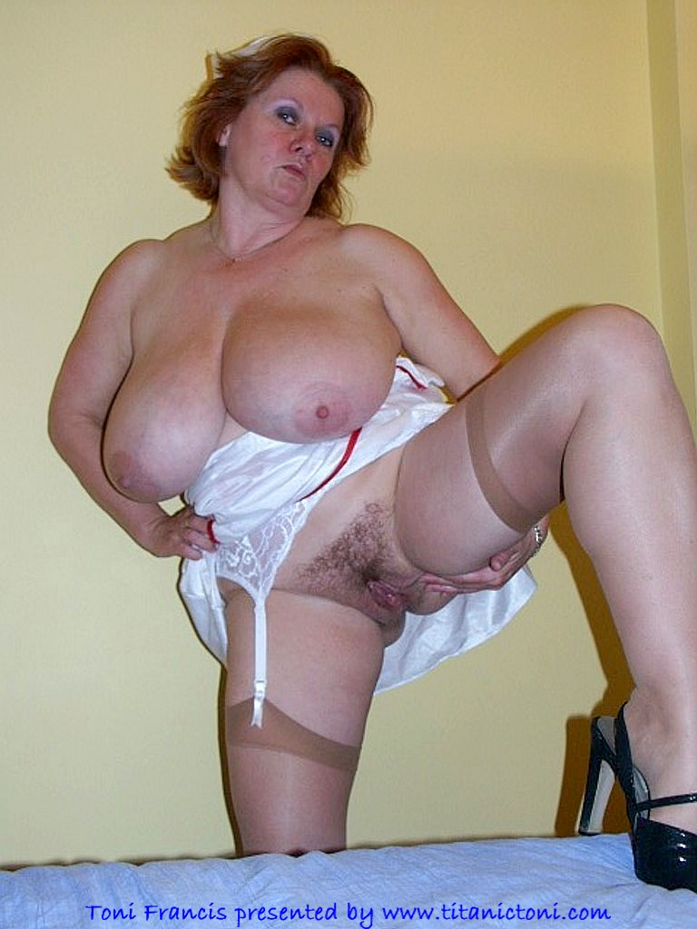 Redhead bbw julie ginger in another bbwhighway 3some 5