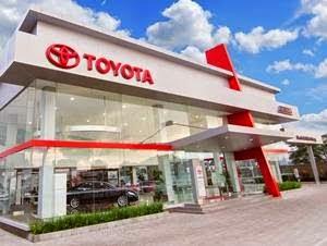 Lowongan Kerja Toyota Sales Operation