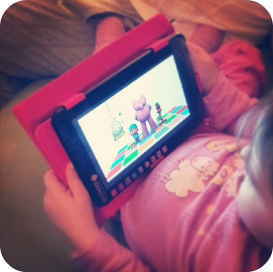 Tablet Pocoyo