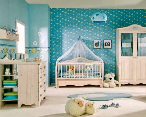 Stunning Deco Chambre Bebe Gara%c2%a7on Taupe Et Bleu Gallery ...