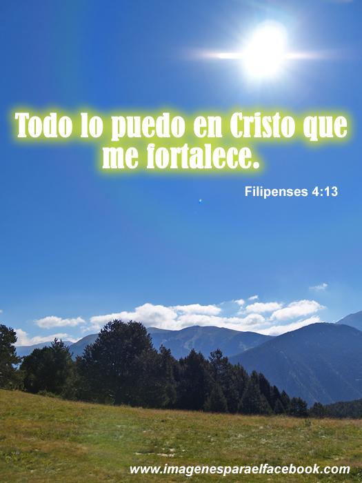 To Do Lo Puedo En Cristo