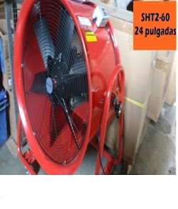 """Extractor de aire 24"""""""