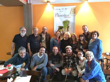 Café Filosófico Clínico em Outubro/2017. Tema: Descrituras.
