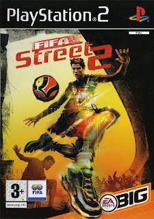 FIFA Street 2 Ps2 Iso Ntsc Mega Juegos Para PlayStation 2