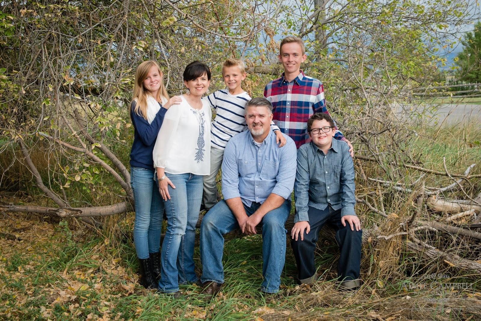 Utah family pictures