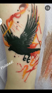 Blackbird Tattoo