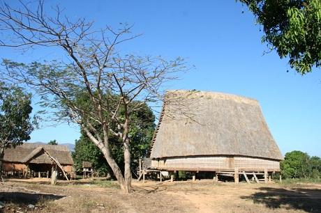 Gia Lai: Ngôi làng giữ vẻ đẹp nguyên sơ của người Bahnar