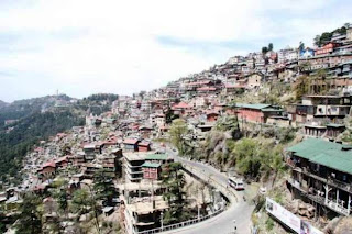 Shimla (Best Honeymoon Destinations In India) 7