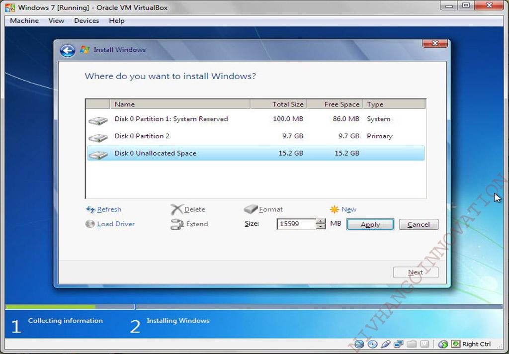 Hasil gambar untuk pembagian partisi windows 7