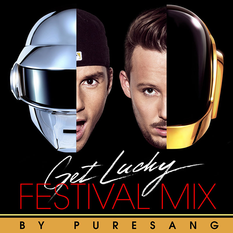 daft punk get lucky puresang festival mix Daft Punk Get Lucky (feat. Pharrell Williams) Mp3