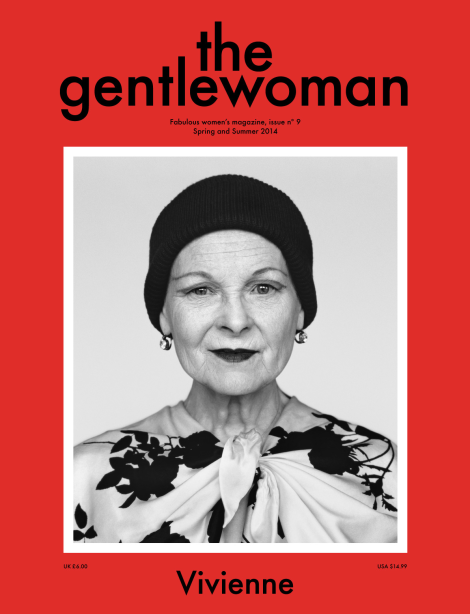Vivienne Westwood by Alasdair McLellan for The Gentlewoman