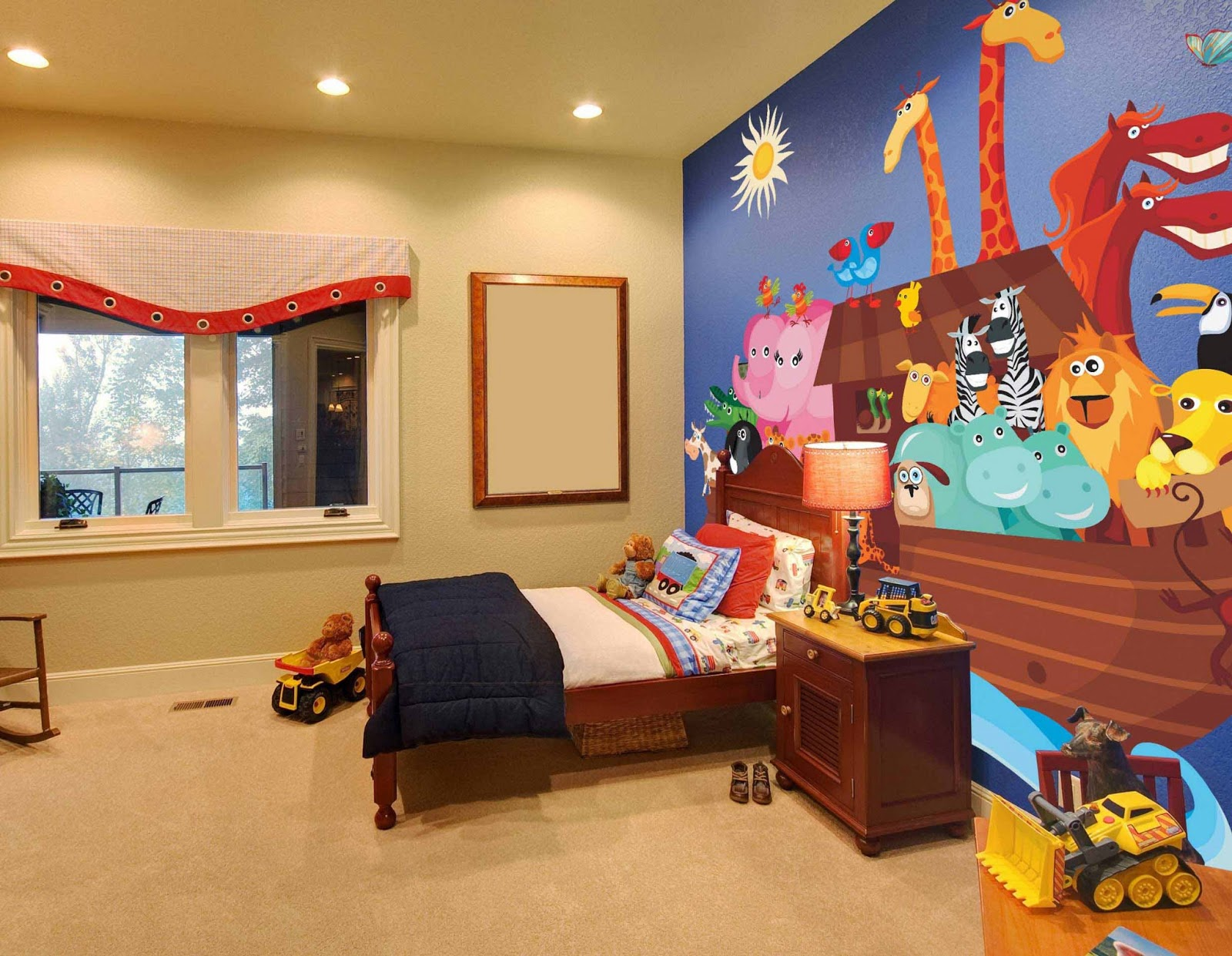 Kids Bedroom Wallpapers