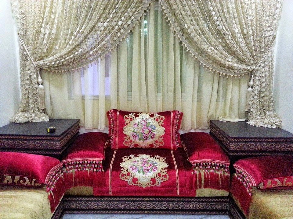 salon marocain , salon maghribi , salon marocain traditionnel