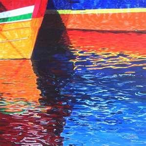 La boh me dans un petit bateau for Dans un petit bateau
