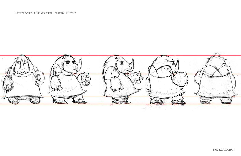 Nickelodeon Character Designer Salary : Eric pagtaconan s art stuff nickelodeon character design
