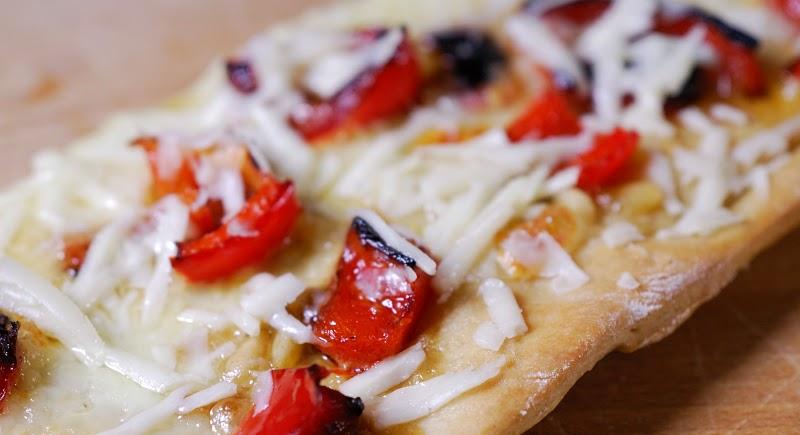 vier soorten kaas pizza
