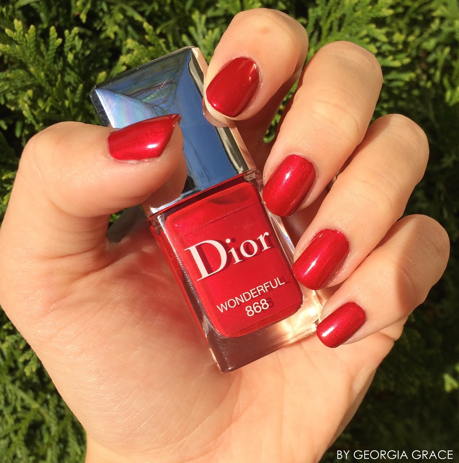 Dior Addict Nail Polish Swatches And Review Wonderful