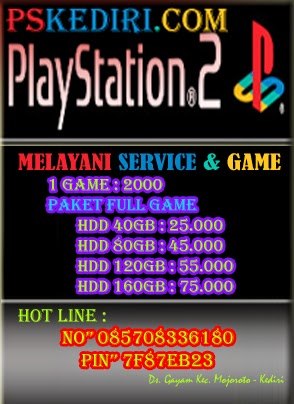 Service Manual PS2 Tebal Seri SCPH 30000 - 50006