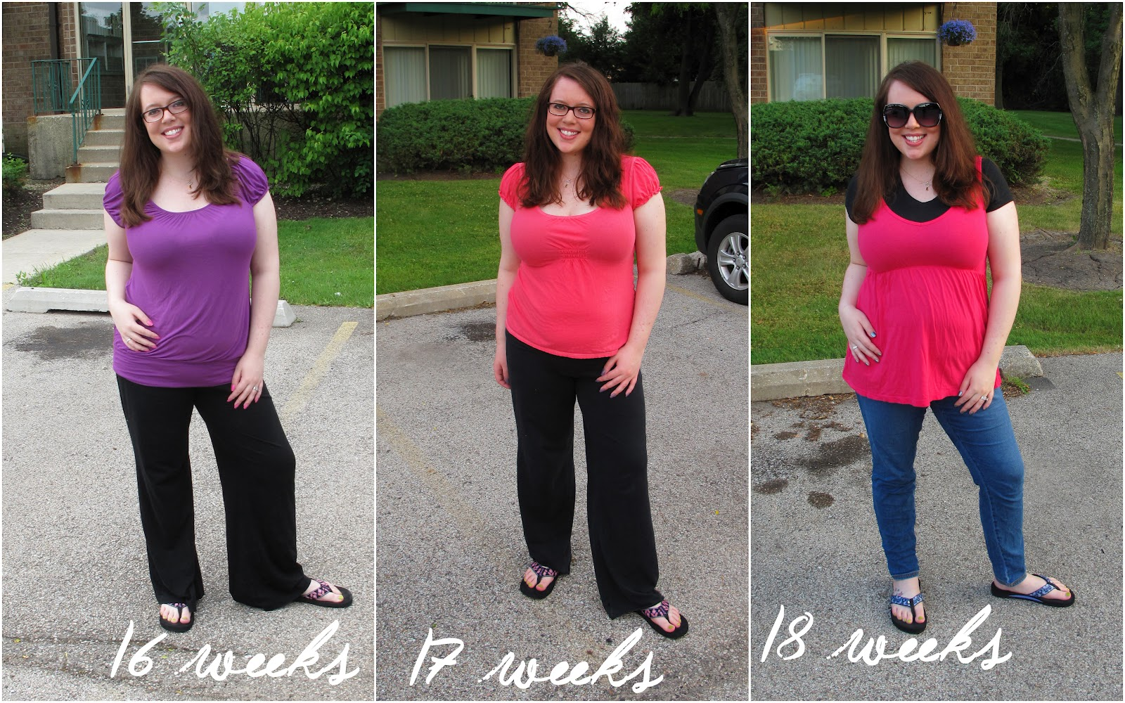 My Pregnancy - The Accidental Wallflower