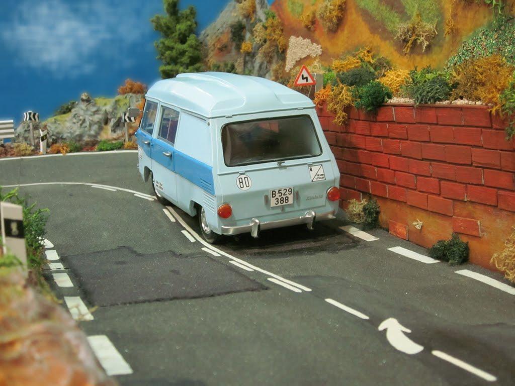 Siata Minivan 2850 '68 - Farrero