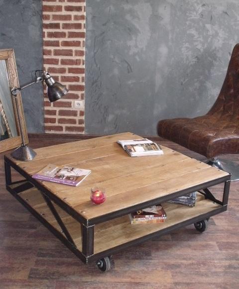mobilier industriel artisan cr ateur les sur mesures. Black Bedroom Furniture Sets. Home Design Ideas