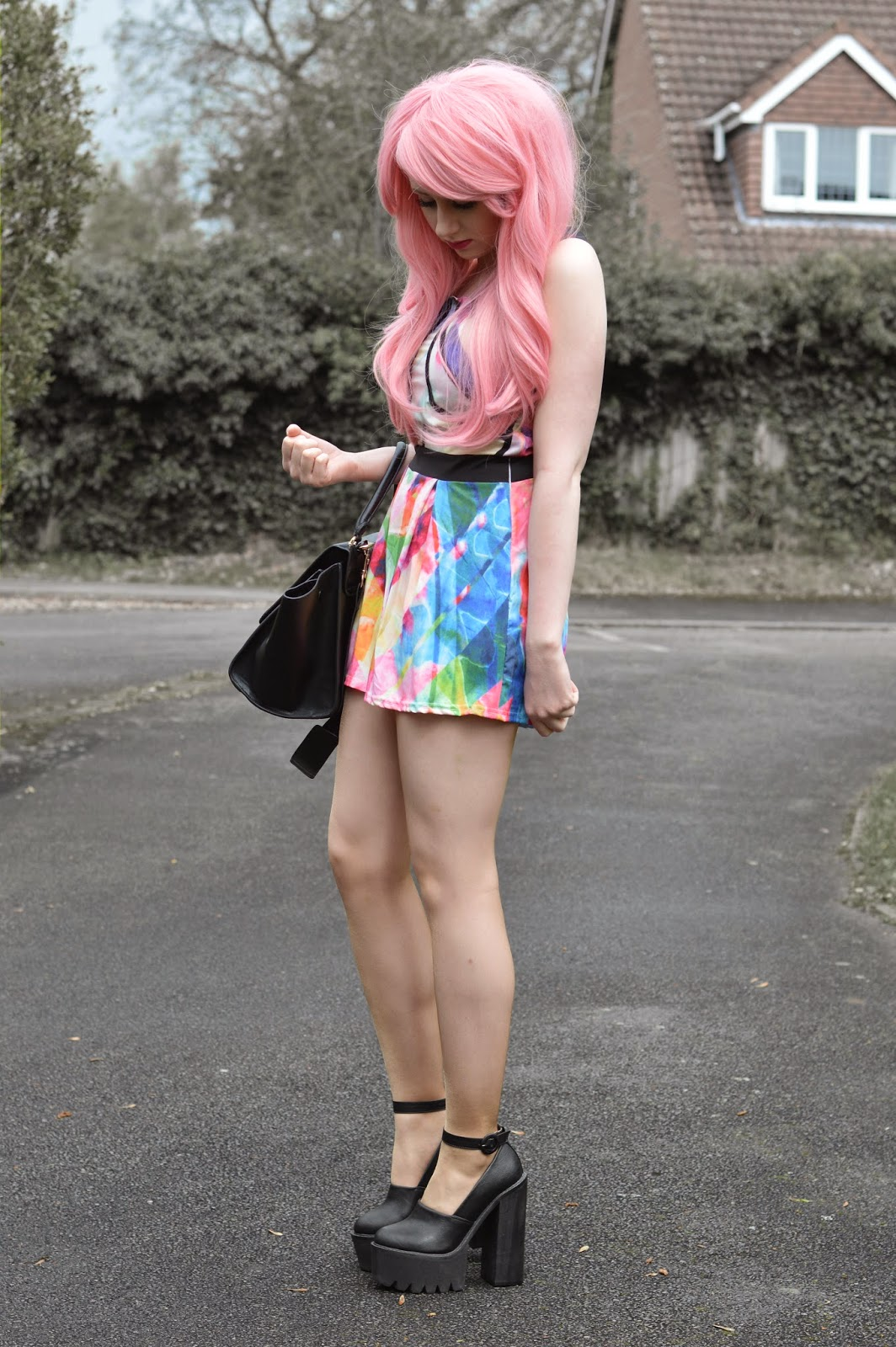 Sammi Jackson - Rainbow Playsuit