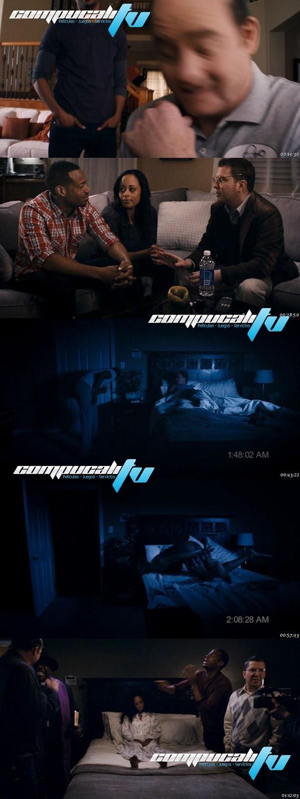 Y Donde Esta El Fantasma DVDRip Latino