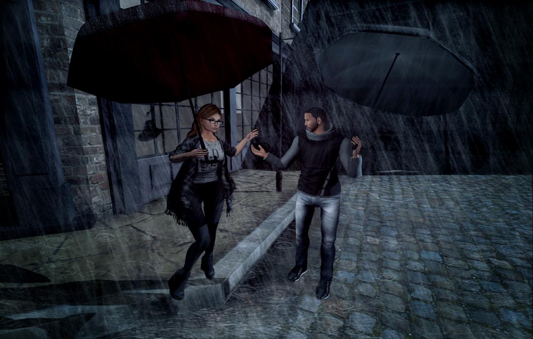 { Set Fire To The Rain }