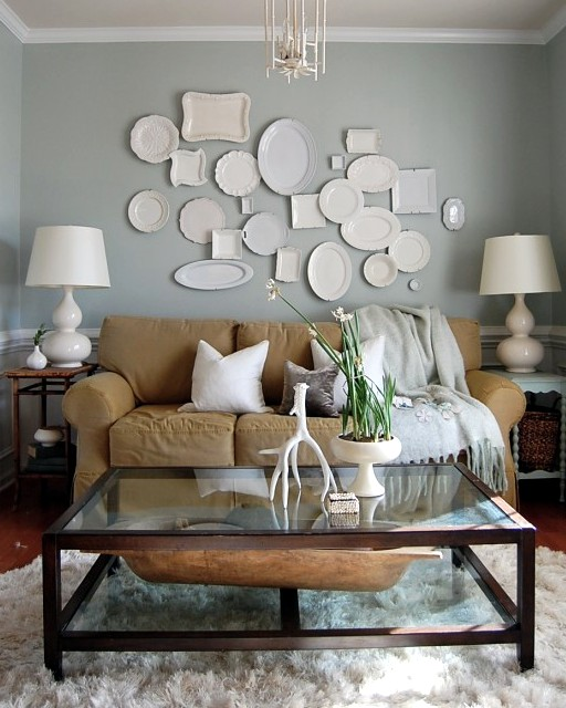 layered wall plates