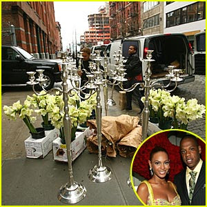 Beyonce Wedding Pictures