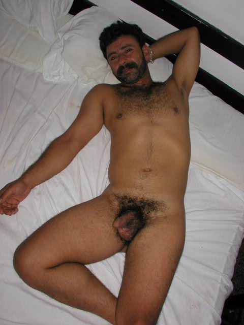Turkish Nude Men 86