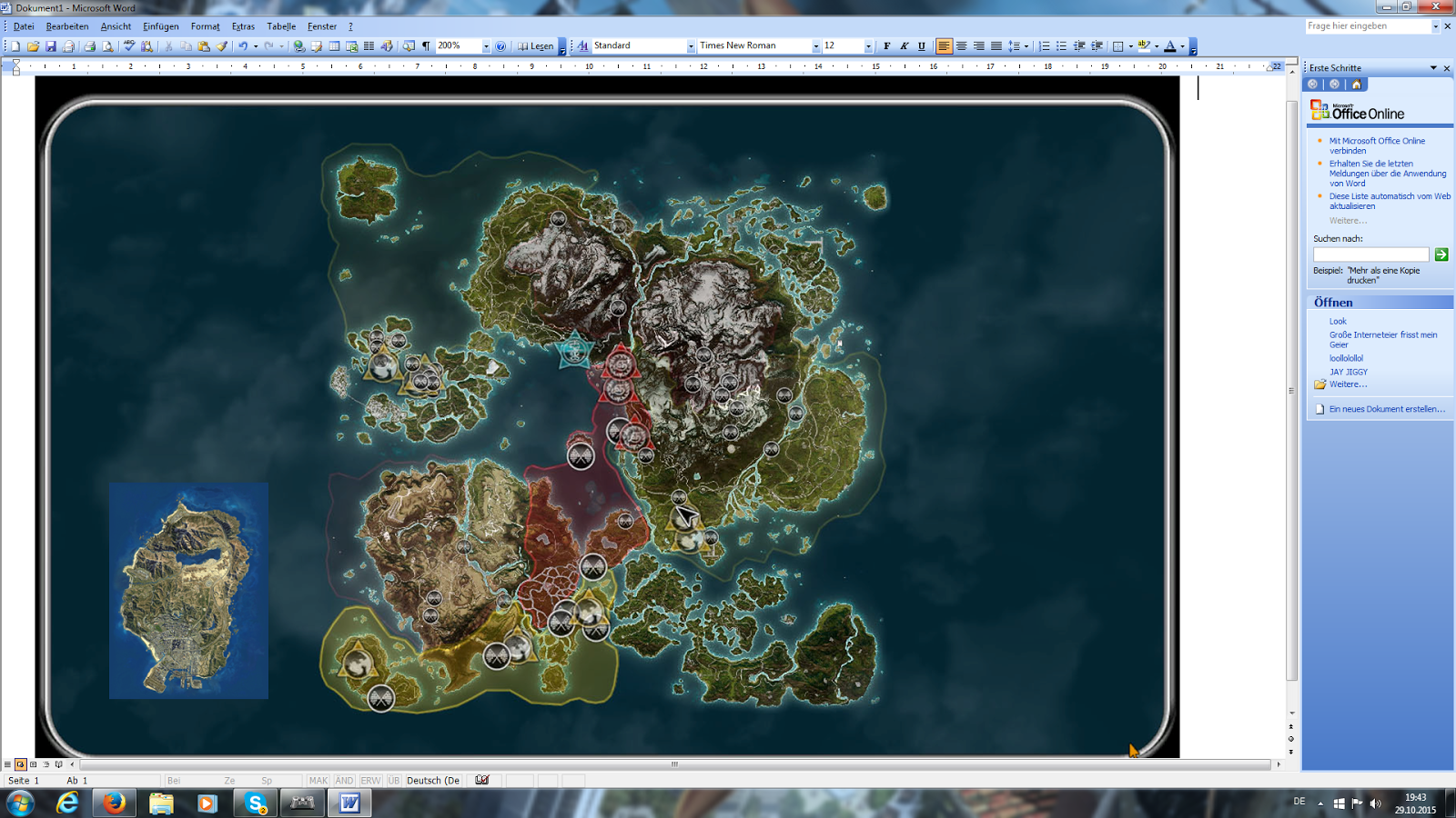 Just Cause 2 Map Size Vs Skyrim - 1215.9KB