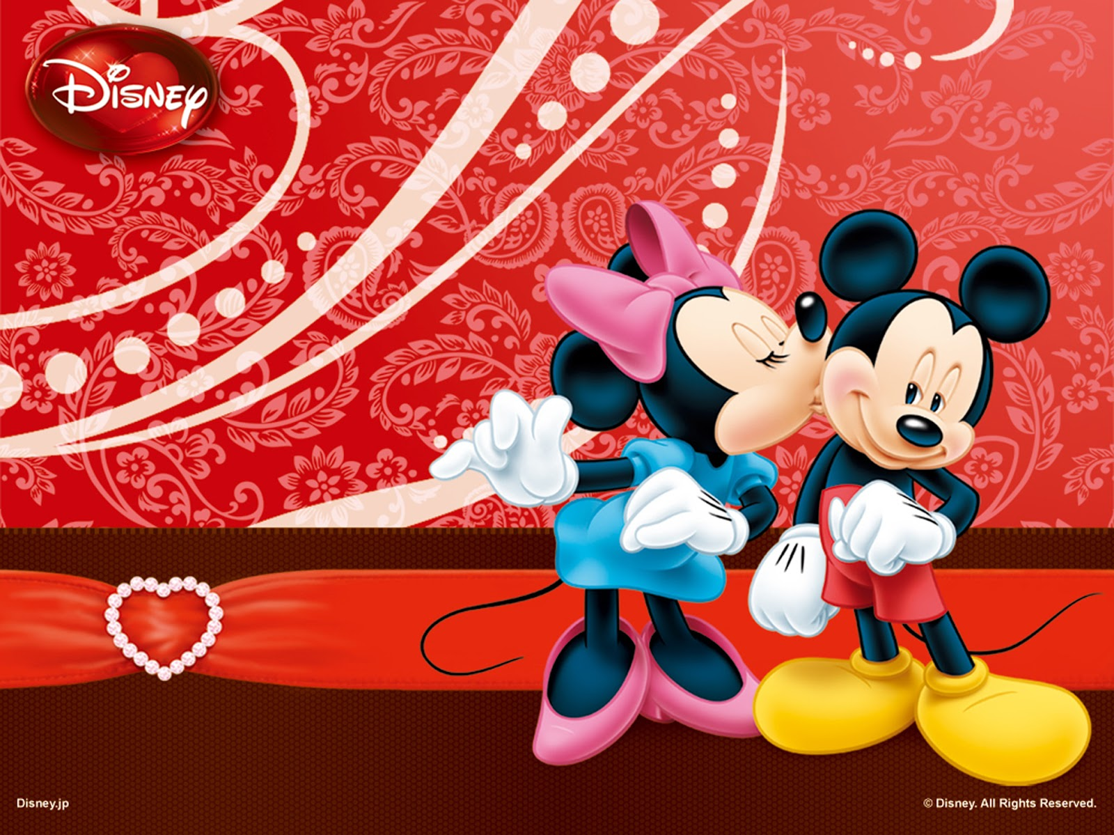Mickey Minnie Mouse Wallpaper Pictures