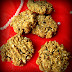Date and Walnut Oatmeal cookies