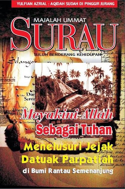 Majalah Ummat SURAU
