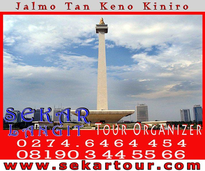 Monas Wisata paket Yogyakarta jogja bus tour dari tempat bali ...