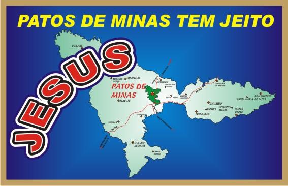 Patos de Minas Tem Jeito Jesus Cristo