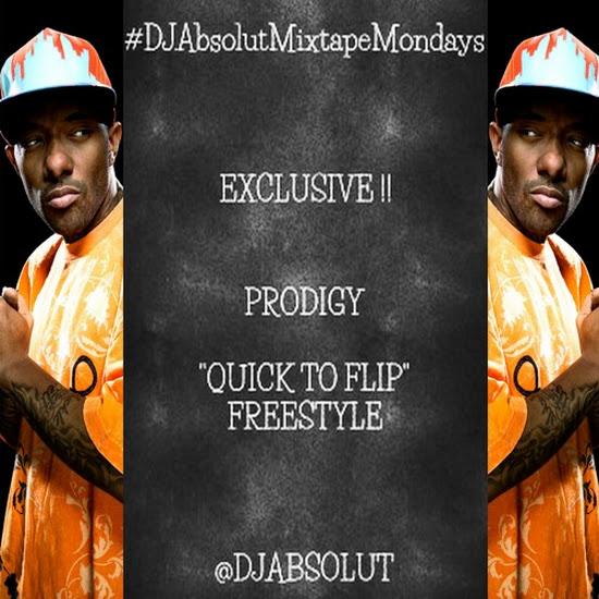 Prodigy - Quick 2 Flip (Freestyle)