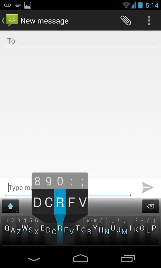 Minuum Keyboard v1.1.1b