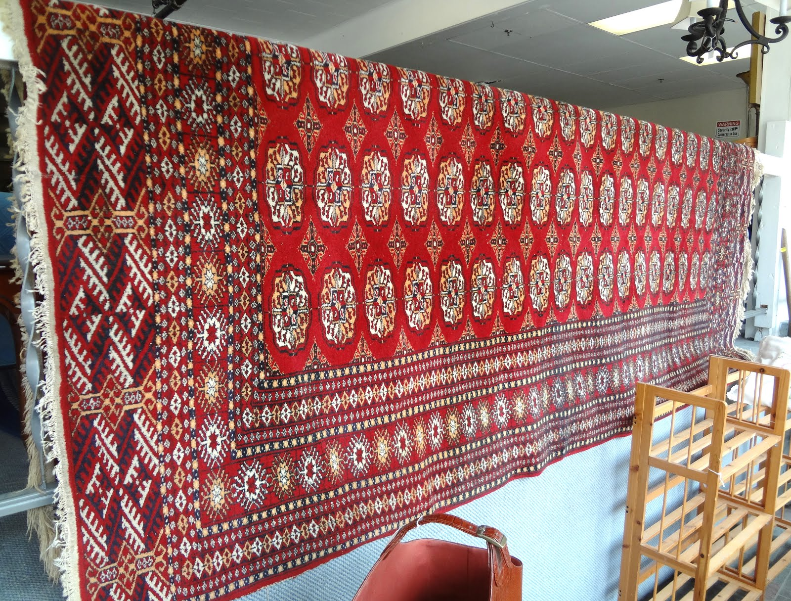 Vintage Persian rugs and others..