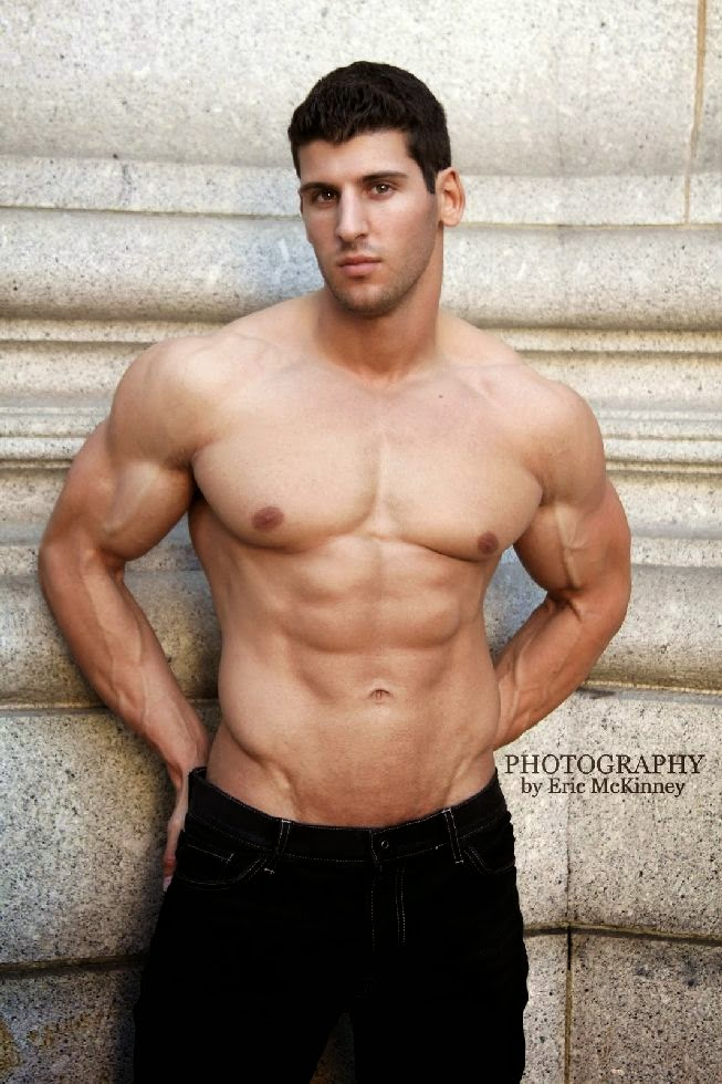 aesthetic muscle, bodybuilder, great abs, male fitness model, male model, muscle, physique, ripped muscles, Robert Torres, vascular muscle,