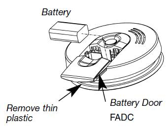 US20040229113 moreover Alarms Wiring Diagrams For in addition Smoke Alarm Maintenance further Ge Vacuum Filters as well Product. on smoke alarm battery replacement