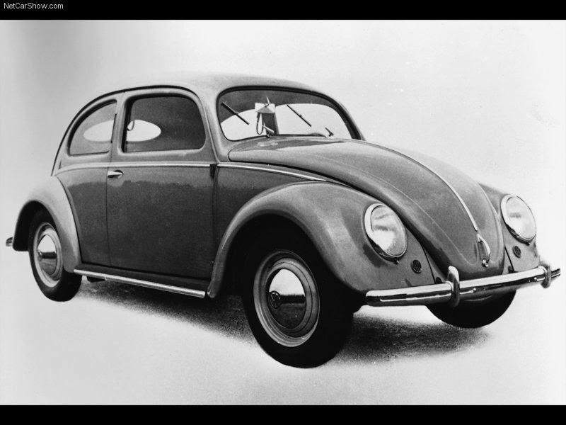 فولكس واجن بيتل 1938